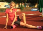 Lekkoatletyka. Patrycja Wyciszkiewicz ze srebrnym medalem Młodzieżowych Mistrzostw Europy