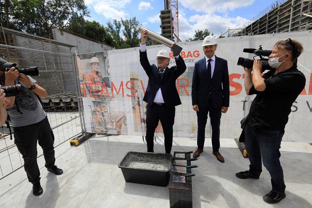 Zdjęcie numer 21 w galerii - Kamień węgielny pod Centrum Medycyny Weterynaryjnej UMK za 60 mln zł [GALERIA]