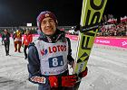 Skoki narciarskie. Wpadka w Zakopanem nic nie zmieniła. Stoch nadal liderem klasyfikacji najlepiej zarabiających skoczków