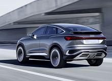 Audi Q4 Sportback e-tron concept. Przyszłość Audi w kompaktowej formie