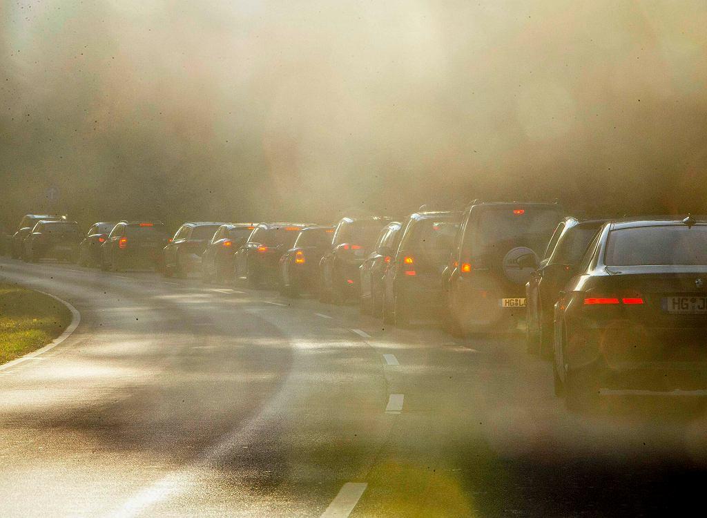 TSUE: Niemcy winne zanieczyszczenia powietrza w miastach