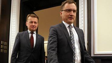 Mariusz Błaszczak, Zbigniew Ziobro