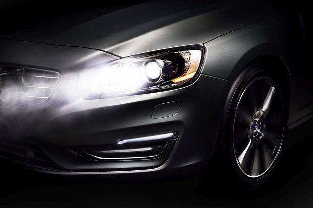 Nowa porcja zdjęć odświeżonych Volvo.