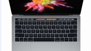 MacBook Pro z panelem Touchbar