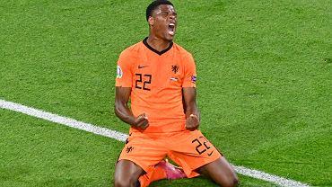 Pierwsza tak wielka gwiazda Euro 2020. Już przebił Cruyffa, Robbena i Gullita
