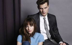 Dakota Johnson i Jamie Dornan