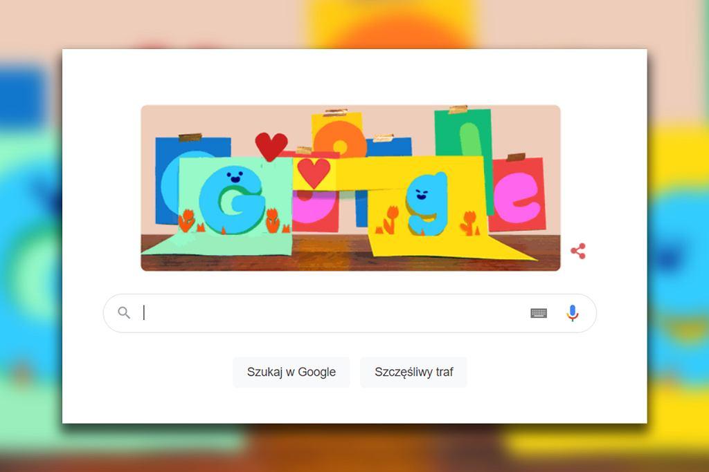 Dzień Ojca w Google Doodle. Urocza animacja z okazji święta każdego taty
