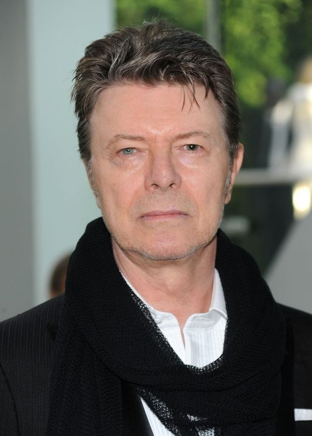 NEW YORK, NY - JUNE 07, 2010: David Bowie arrives at the 2010 CFDA Fashion Awards held at Alice Tully Hall at Lincoln Center in New York, NY on June 7th, 2010.  (Photo by Evan Agostini/Elevation/Picture Group)