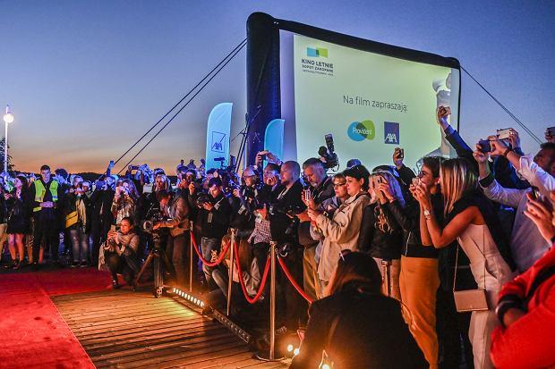 Festiwal Kino Letnie Sopot-Zakopane za nami. Ponad 100 tys. widzów i 100 pokazów filmowych