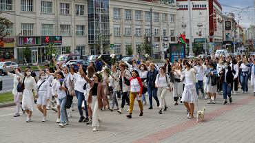 Białoruscy dziennikarze rezygnują z pracy w państwowych mediach