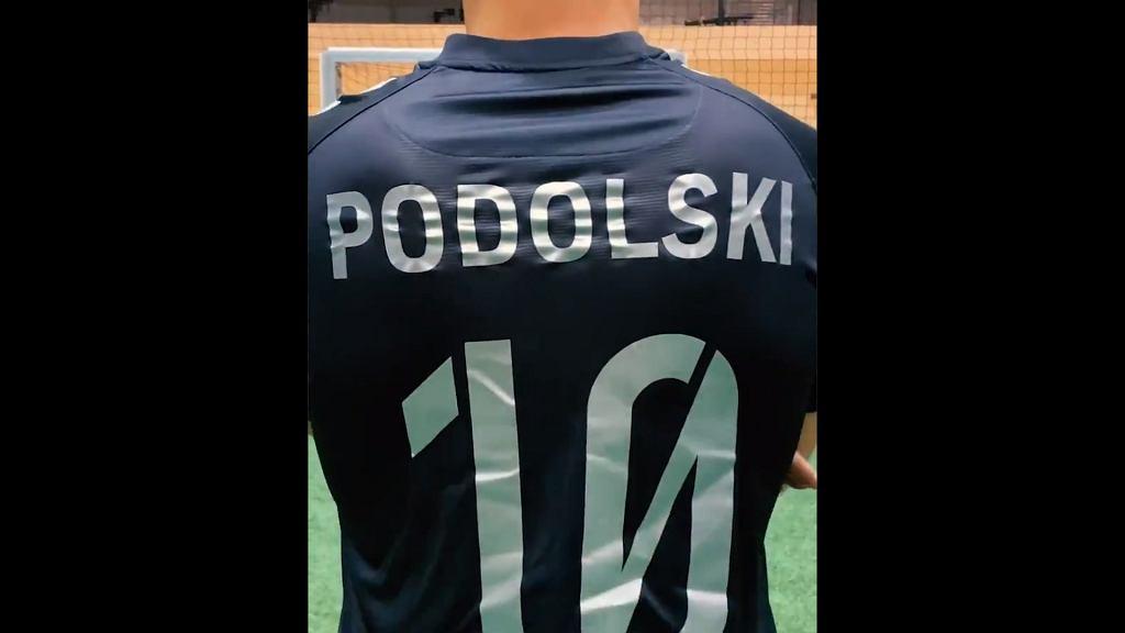 Lukas Podolski trafi do Górnika Zabrze