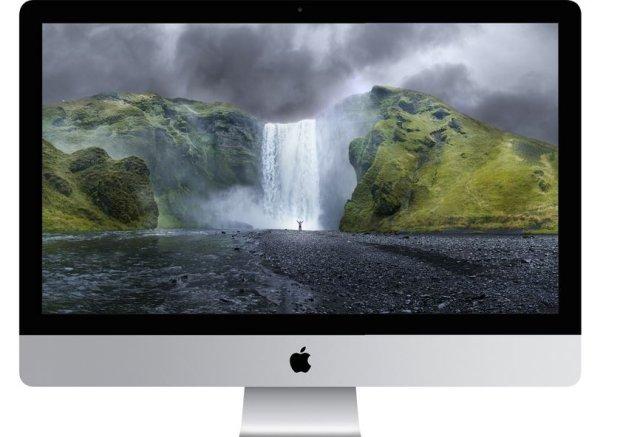 iMac 27 cali 5K