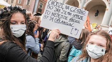 Młodzieżowy Strajk Klimatyczny w Poznaniu, 20.09.2019