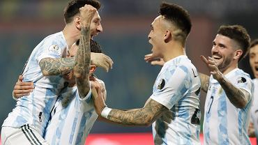 APTOPIX Brazil Argentina Ecuador Copa America Soccer