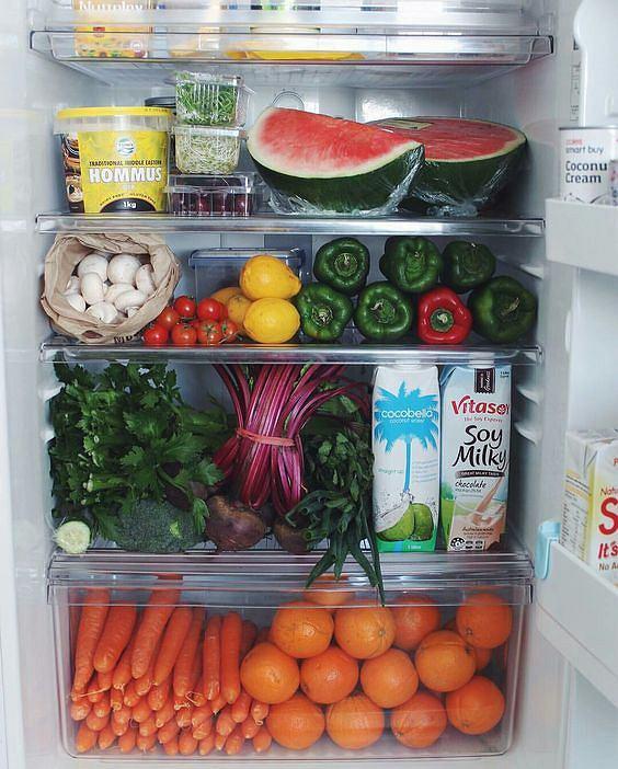 Codziennie powinniśmy spożywać 5 porcji warzyw i owoców