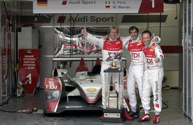 Zwycięzcy wyścigu 24h Le Mans w 2007 roku