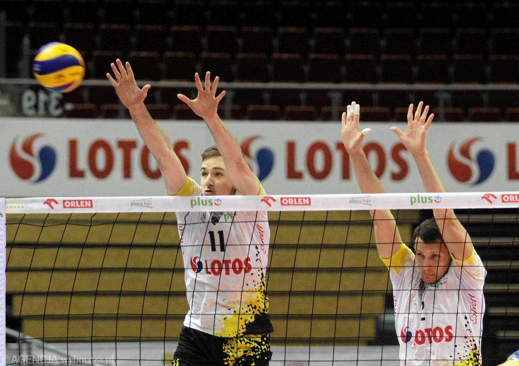 Ergo Arena. Lotos Trefl Gdańsk - MKS Banimex Będzin 3:0