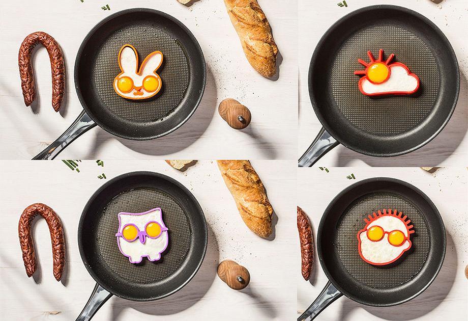 Foremki do jajek sadzonych