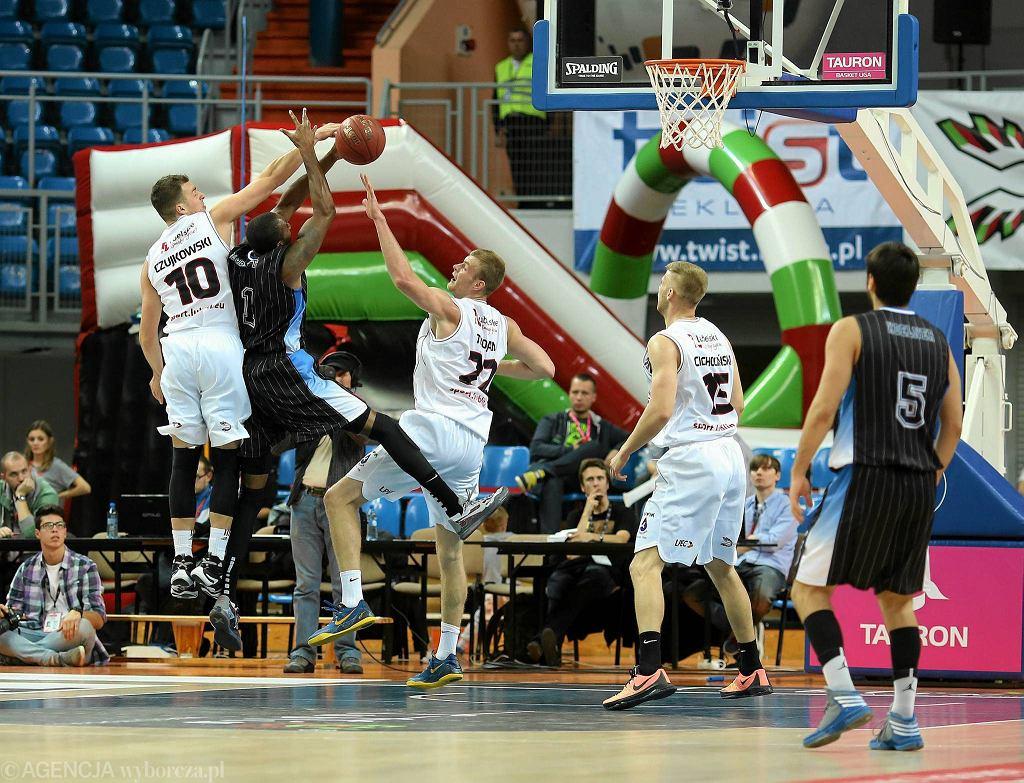Start Lublin - BM Slam Stal Ostrów Wlkp. 61:59