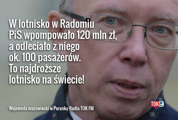 Jacek Kozłowski, wojewoda mazowiecki