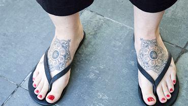 Moje stopy, moja sprawa