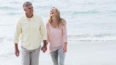 Para w średnim wieku