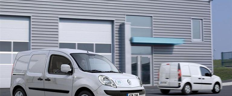 Wynajem samochodów na minuty dotyczy także samochodów dostawczych