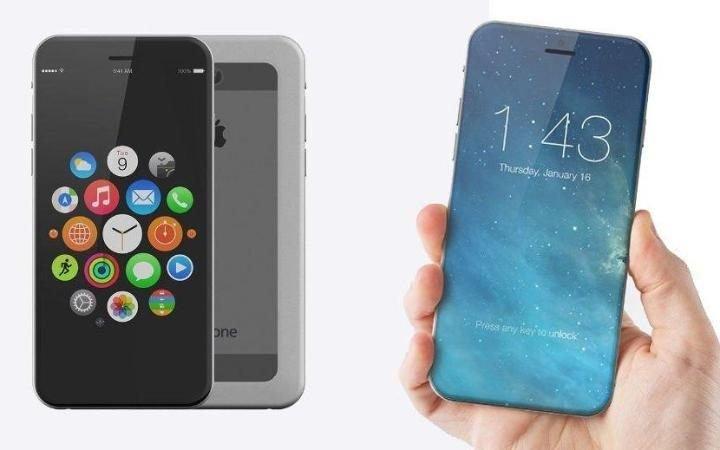 Czy tak będzie wyglądać iPhone 7?