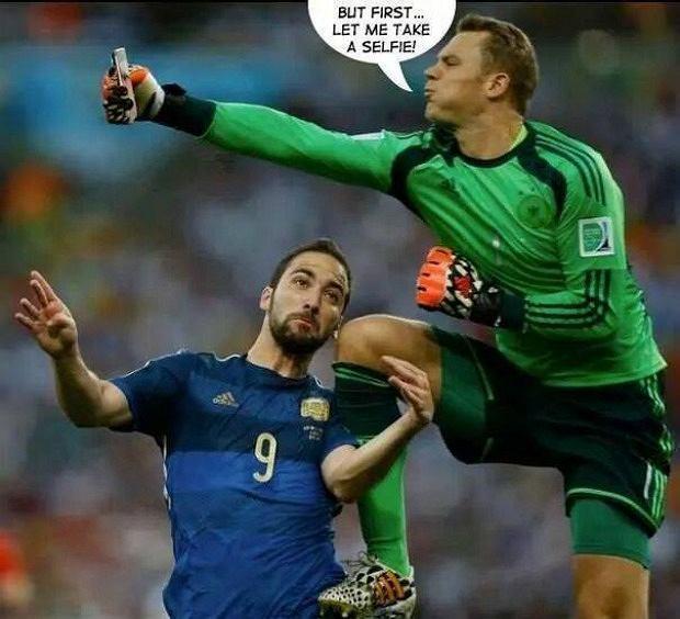 Najlepsze memy mistrzostw świata 2014 [ZDJĘCIA]