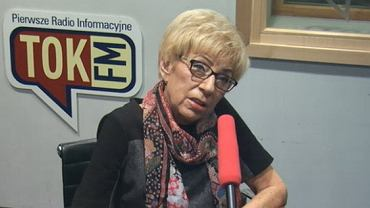 Janina Paradowska w TOK FM
