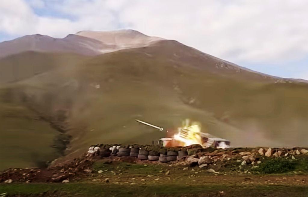 Konflikt o Górny Karabach. 03.10.2020 r.