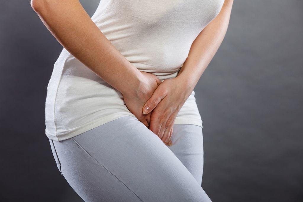 Polipy mogą powodować bóle w podbrzuszu