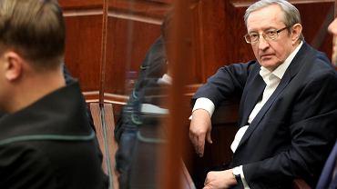 Józef Pinior w sądzie