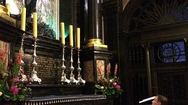 Andrzej Duda w Katedrze na Wawelu