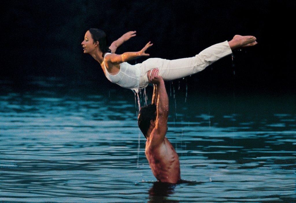 Kadr z filmu 'Dirty Dancing'