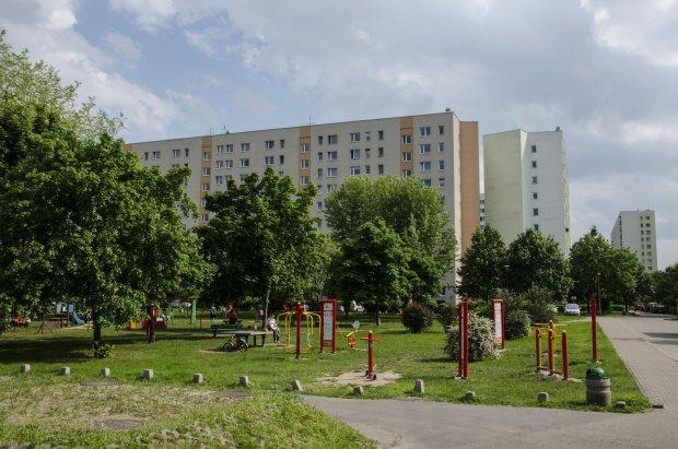 Najlepsze blokowiska w Warszawie