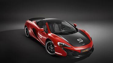 McLaren | Więcej opcji personalizacji