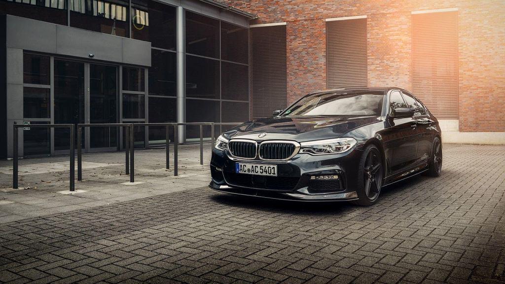BMW serii 5 AC Schnitzer