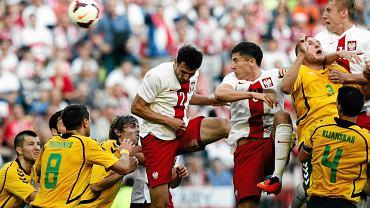Polska - Litwa 2:1