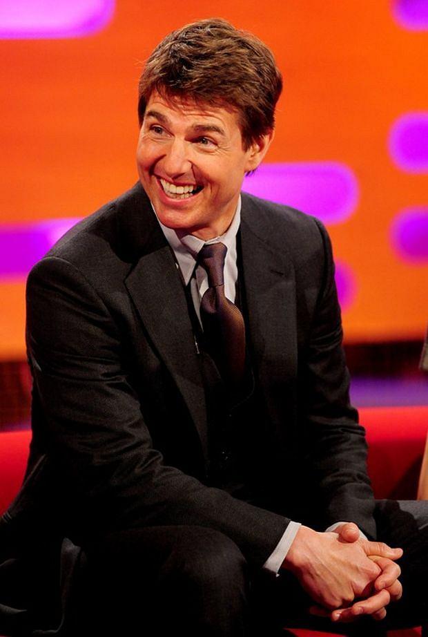Tom Cruise, Graham Norton Show