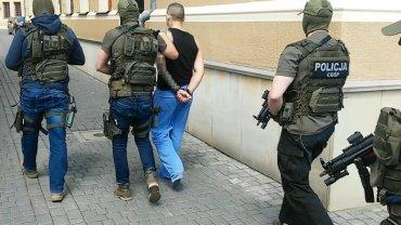 Dawid K. zatrzymany