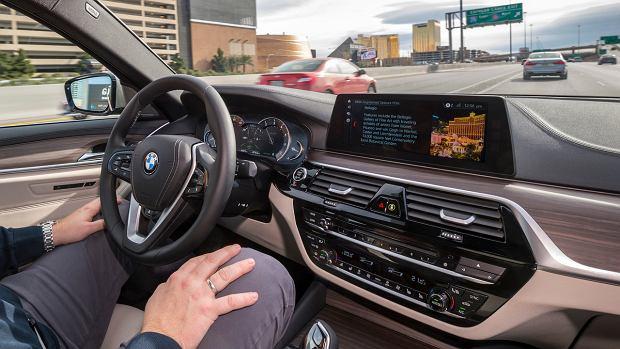 Autonomiczne BMW serii 5