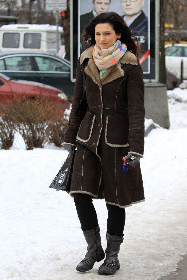 2013.02.13 Warszawa  Andzelika Piechowiak  FOT KS / AF EOS *** Local Caption *** Agencja Fotograficzna Eos  www.afeos.pl  +48 502327998  mail foto@afeos.pl