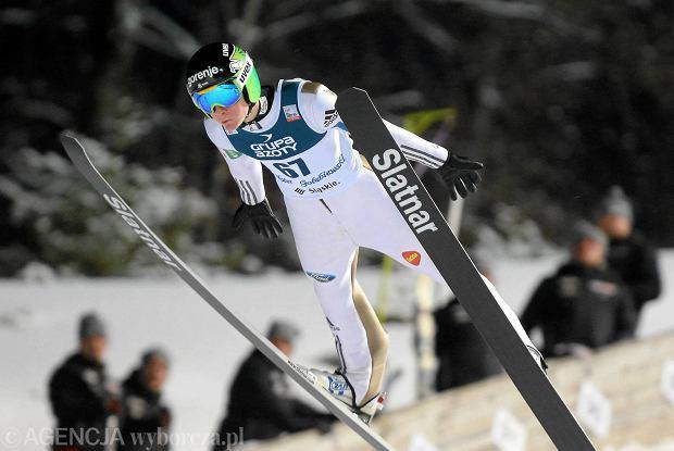 """W skokach narciarskich dokona się rewolucja? Styl """"H"""" może zamienić styl lotu """"V"""""""