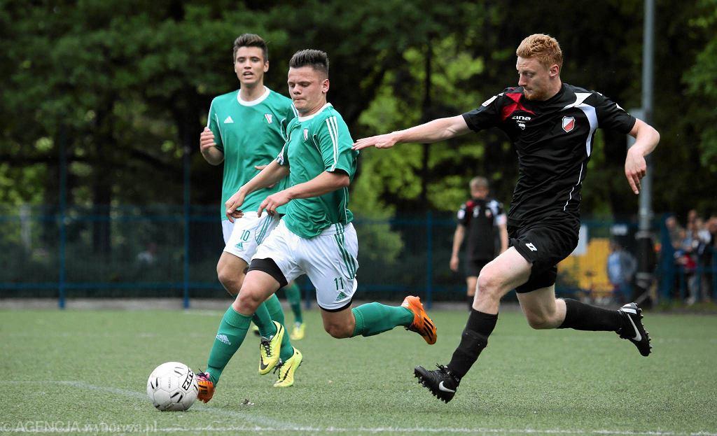 Legia wygrała z Polonia Warszawa 2:1 w meczu Centralnej Ligi Juniorów