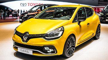 TOP 3 miejskich samochodów - Renault Clio. Zdjęcie ilustracyjne