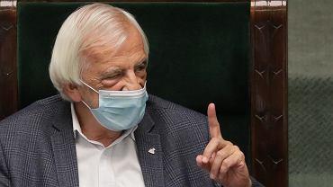 Wicemarszałek Sejmu Ryszard Terlecki