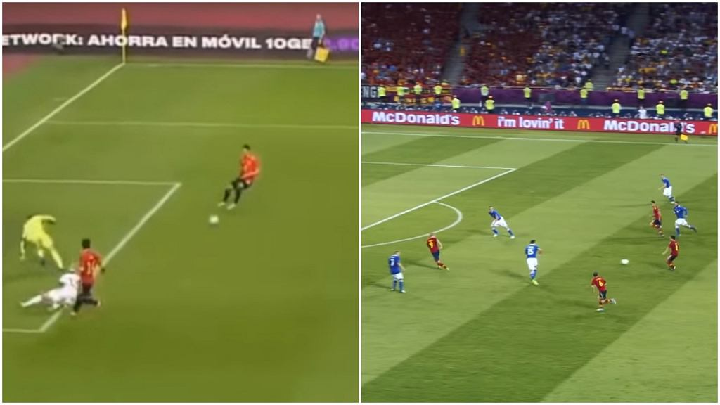 Hiszpania pokonała Niemców 6:0. Obecna drużyna może być porównywana do tej, która wygrała Euro 2012
