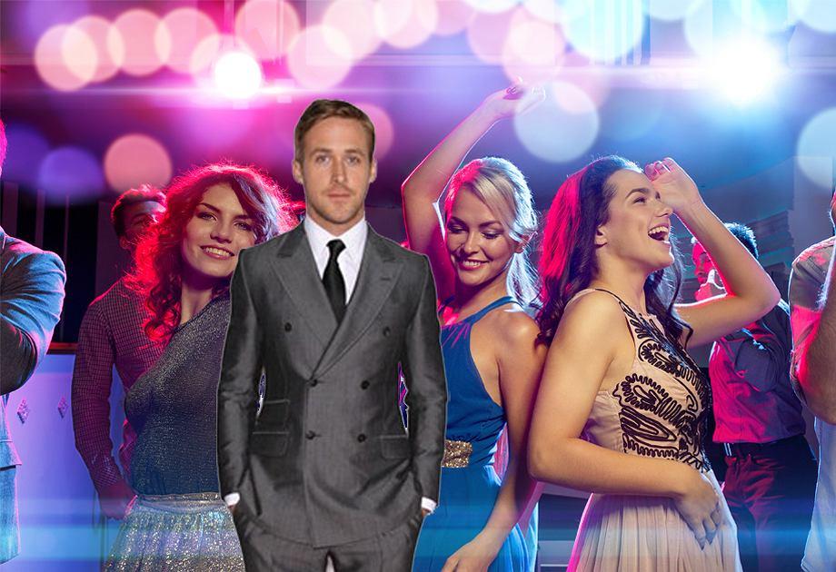 Wieczór panieński z Ryanem Goslingiem