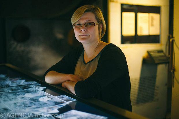 Anna Domińska, córka Lecha Wałęsy
